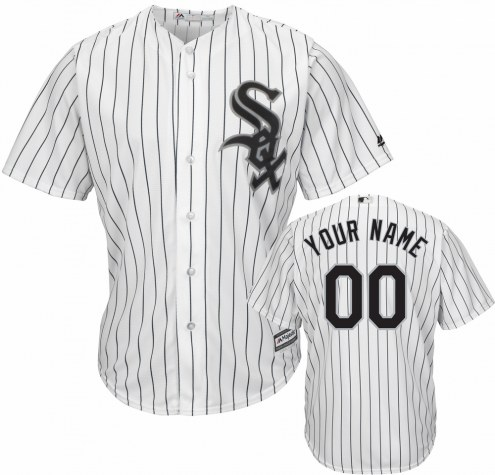 Chicago White Sox Personalized Replica Home Baseball Jersey