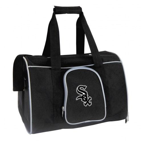 Chicago White Sox Premium Pet Carrier Bag