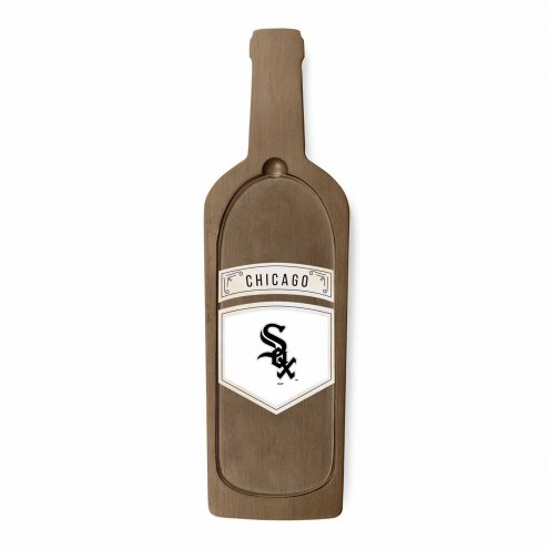 Chicago White Sox Reserve Glass Top Serving Tray