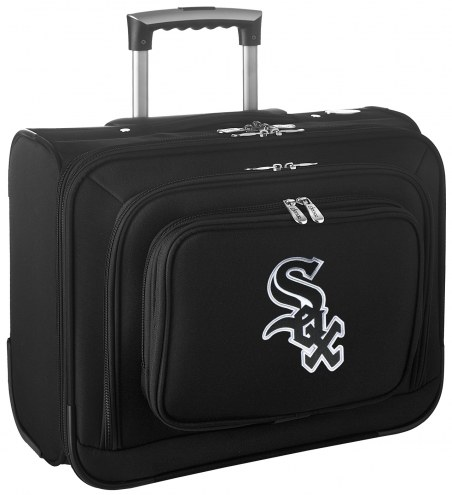 Chicago White Sox Rolling Laptop Overnighter Bag