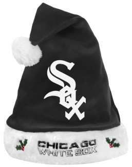 Chicago White Sox Santa Hat