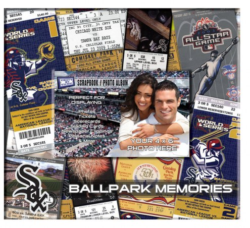 Chicago White Sox Scrapbook