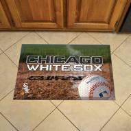 Chicago White Sox Scraper Door Mat