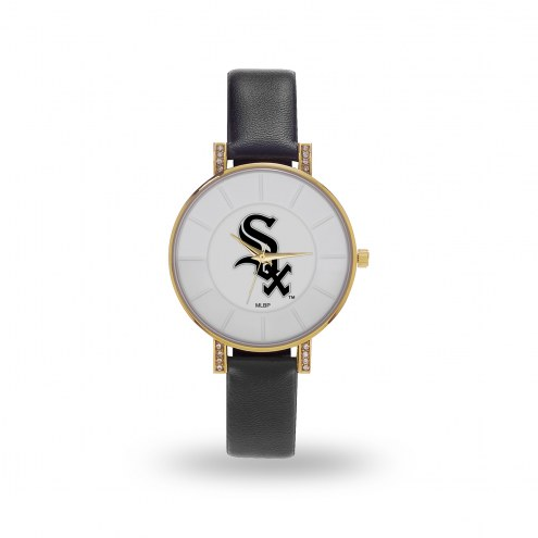 Chicago White Sox Sparo Women's Lunar Watch