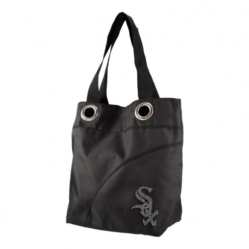 Chicago White Sox Sport Noir Sheen Tote