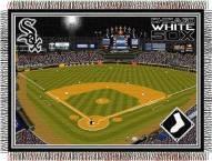 Chicago White Sox Stadium Throw Blanket