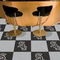 Chicago White Sox Team Carpet Tiles