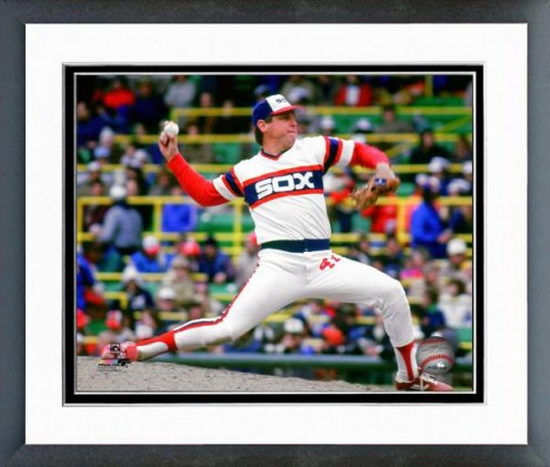 Chicago White Sox Tom Seaver 1984 Action Framed Photo
