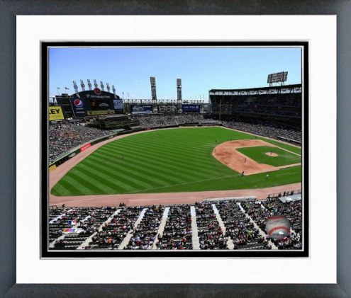 Chicago White Sox U.S. Cellular Field Framed Photo