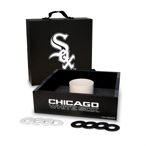 Chicago White Sox Washer Toss Game Set