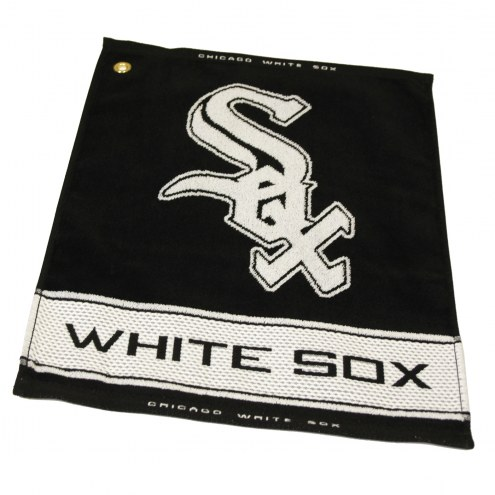 Chicago White Sox Woven Golf Towel