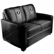 Chicago White Sox XZipit Silver Loveseat with Secondary Logo