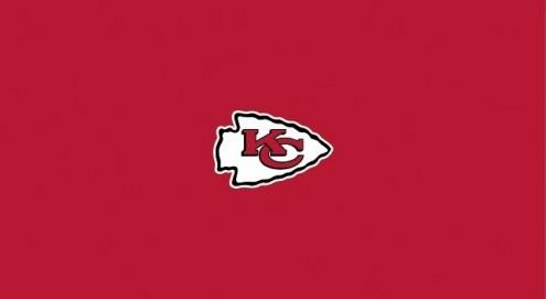 Kansas City Chiefs NFL Team Logo Billiard Cloth