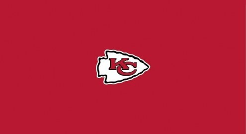 Kansas City Chiefs NFL Team Logo Billiard Cloth