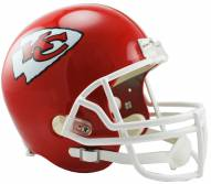 Riddell Kansas City Chiefs Deluxe Collectible NFL Football Helmet