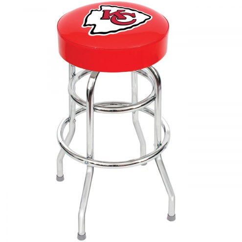 Kansas City Chiefs NFL Team Bar Stool