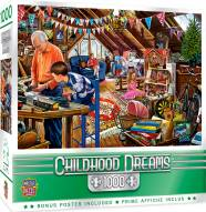 Childhood Dreams Playtime in the Attic 1000 Piece Puzzle