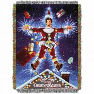 Christmas Vacation Shocking Chevy Throw Blanket