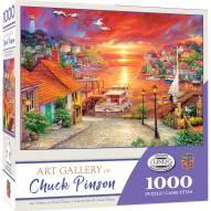 Chuck Pinson Art Gallery New Horizons 1000 Piece Puzzle