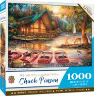 Chuck Pinson Art Gallery Seize the Day 1000 Piece Puzzle