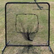 Cimarron  7x7 #42 Baseball/Softball Sock Net and Commercial Frame