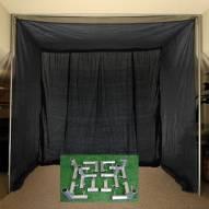 Cimarron 5x10x10 Clubhouse Golf Net with Frame Kit