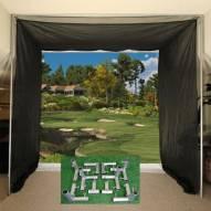 Cimarron 5x10x10 Tour Simulator Golf Net with Frame Kit