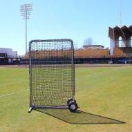 Cimarron 6x4 #84 Premier Baseball/Softball Safety Net and Frame