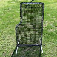 Cimarron 7x4 #84 Baseball/Softball L-Net and Commercial Frame