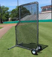 Cimarron 7x4 #84 Premier Baseball/Softball L-Net and Frame