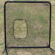 Cimarron 7x7 #42 Softball Pitchers Net and Commercial Frame