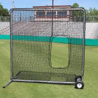 Cimarron 7x7 #84 Premier Softball Pitchers Net and Frame