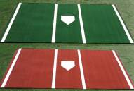 Cimarron Deluxe Nylon Baseball Home Plate Mat