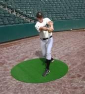 Cimarron Nylon Baseball/Softball On Deck Circle