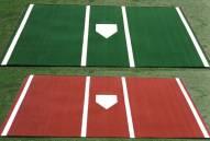 Cimarron Pro Nylon Baseball Home Plate Mat