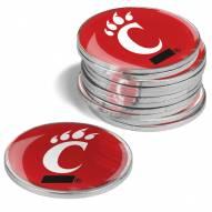 Cincinnati Bearcats 12-Pack Golf Ball Markers