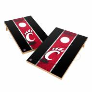 Cincinnati Bearcats 2' x 3' Vintage Wood Cornhole Game
