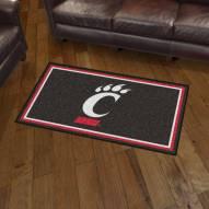 Cincinnati Bearcats 3' x 5' Area Rug