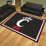 Cincinnati Bearcats 8' x 10' Area Rug