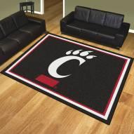 Cincinnati Bearcats 8' x 10' Area Rug