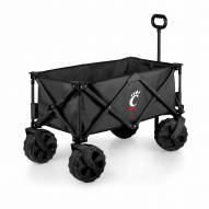 Cincinnati Bearcats Adventure Wagon with All-Terrain Wheels