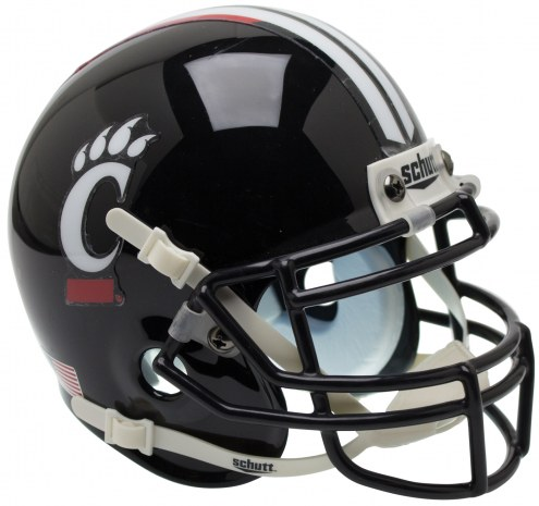Cincinnati Bearcats Alternate 2 Schutt Mini Football Helmet