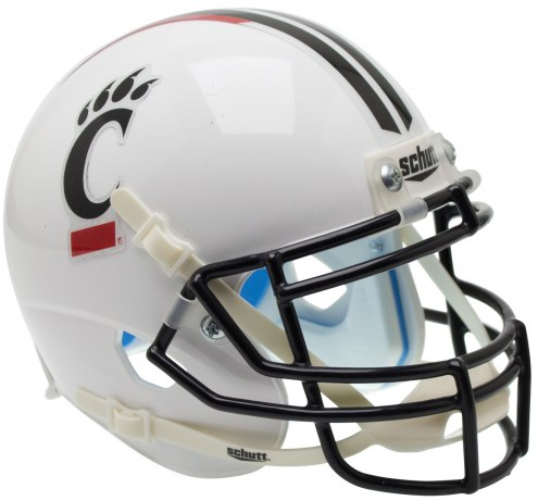 Cincinnati Bearcats Alternate 3 Schutt XP Authentic Full Size Football Helmet
