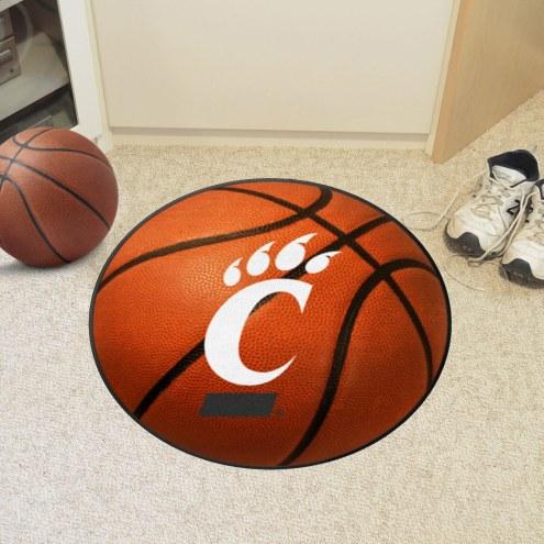 Cincinnati Bearcats Basketball Mat