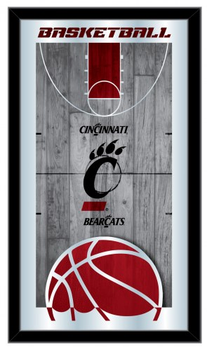 Cincinnati Bearcats Basketball Mirror