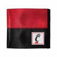 Cincinnati Bearcats Belted BiFold Wallet