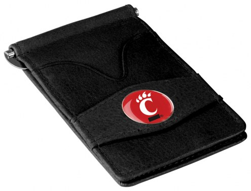 Cincinnati Bearcats Black Player's Wallet