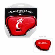Cincinnati Bearcats Blade Putter Headcover