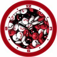 Cincinnati Bearcats Candy Wall Clock