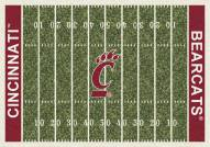 Cincinnati Bearcats College Home Field Area Rug